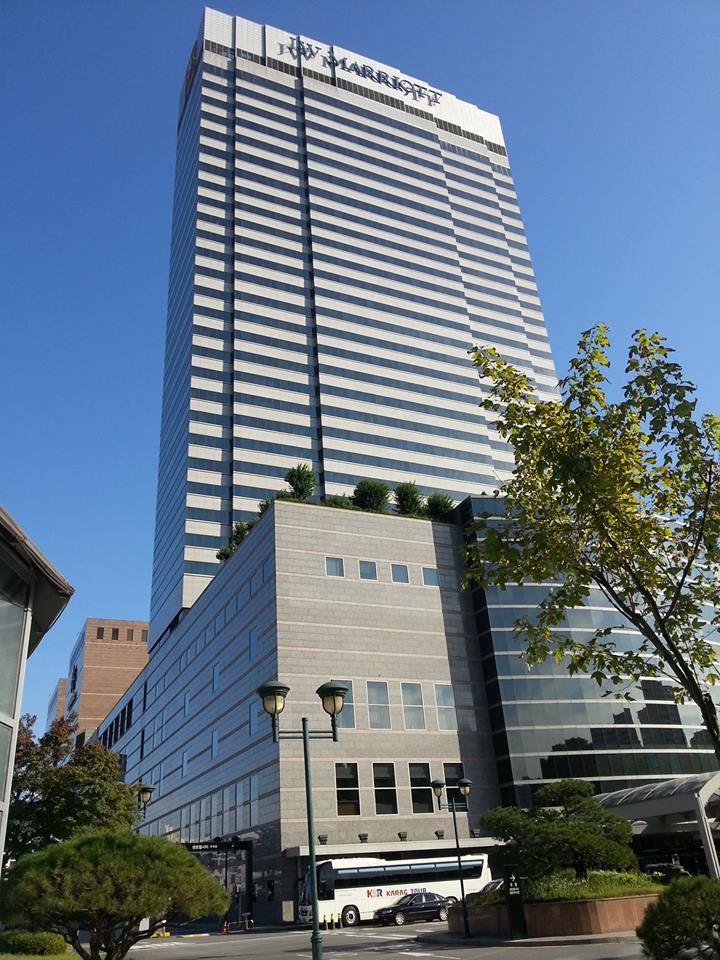 JWマリオットホテル ソウル
