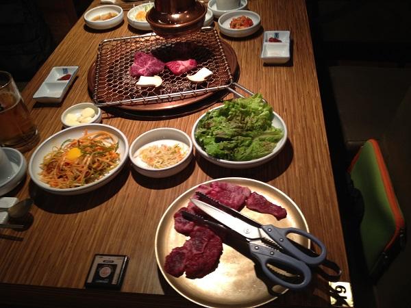 韓牛焼肉店 王妃家(ワンビチッ)