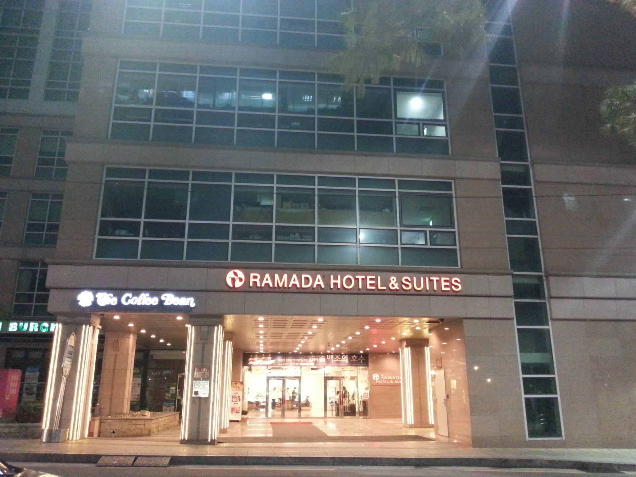 ラマダホテル&スイーツ ソウル南大門