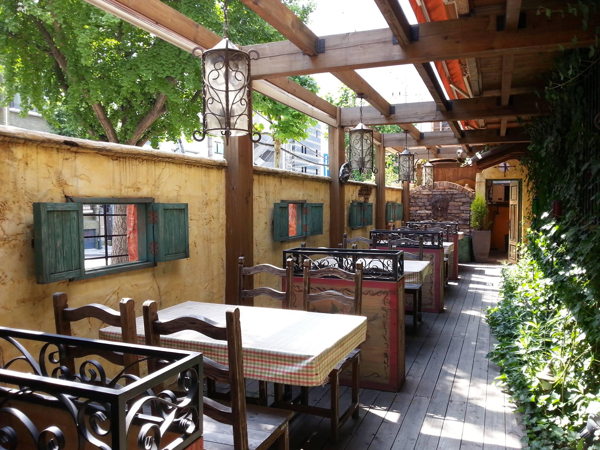 イタリアンレストラン The Gabriel