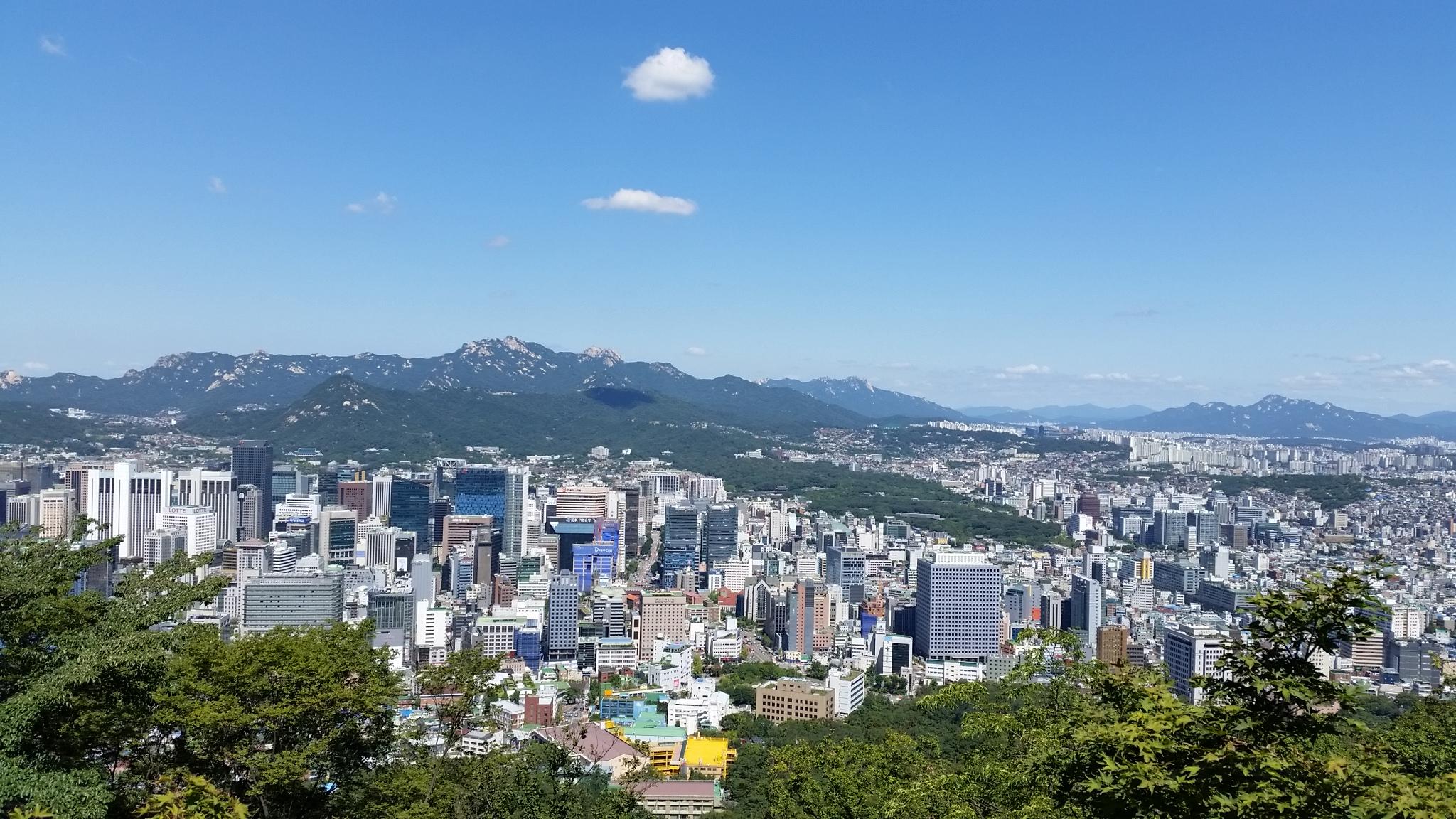 2015年9月のソウル旅行記目次