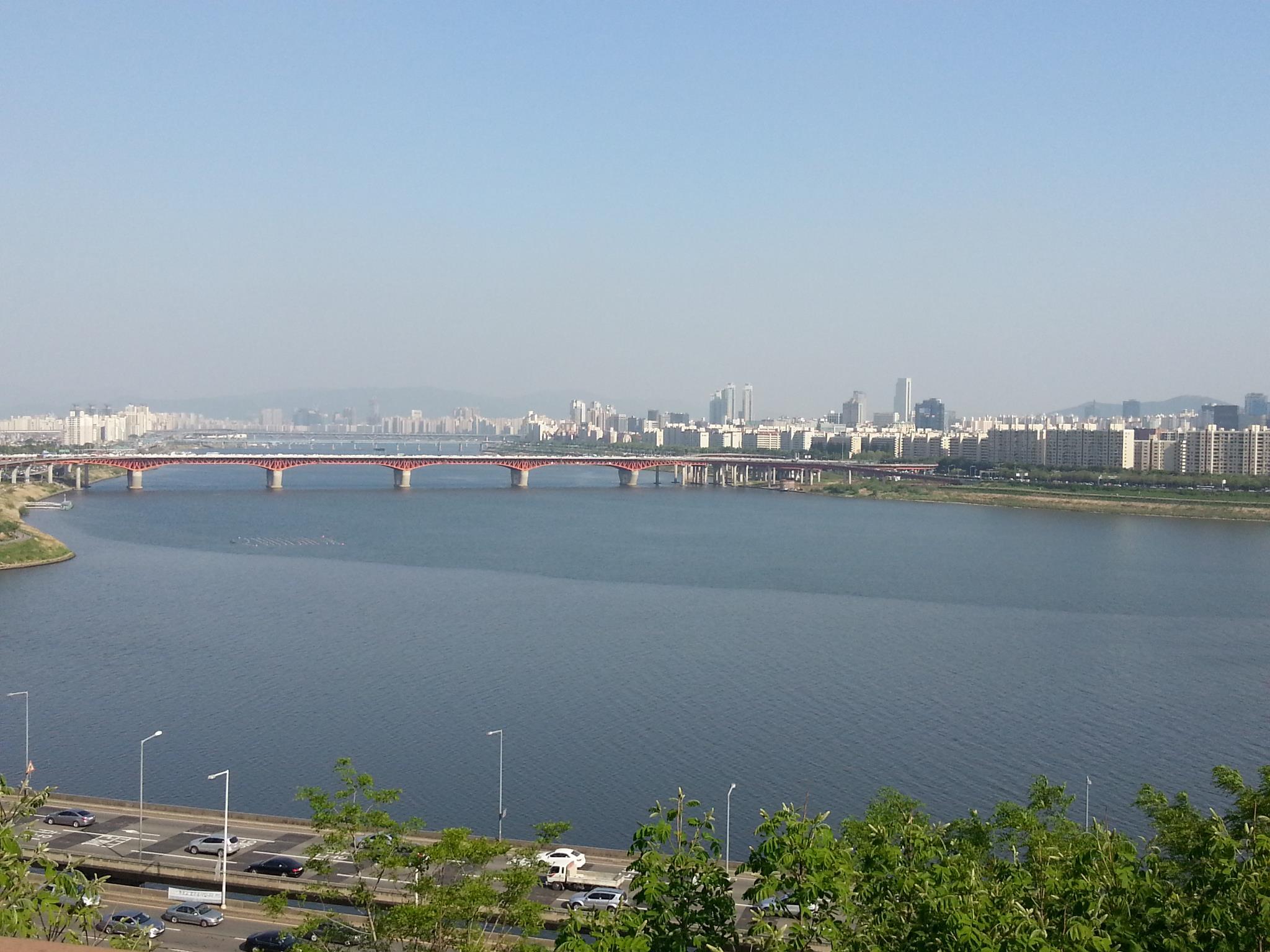 漢江ビューポイント