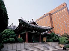 新羅ホテル