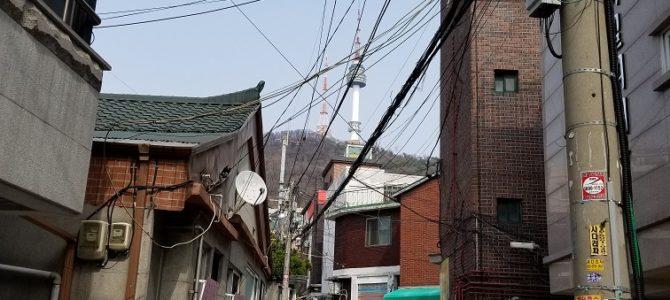2018年4月のソウル旅行記目次